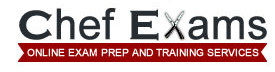 Chef Exams Logo