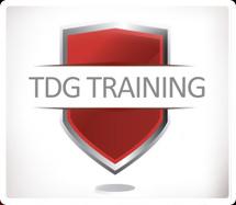 TDG Training