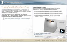 PCI awareness point of sale training screenshot 3