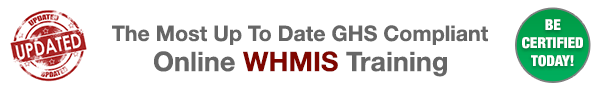The most up-to-date GHS-compliant WHMIS Training