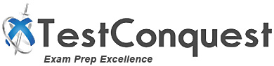 This is an image of the TestConquest Logo