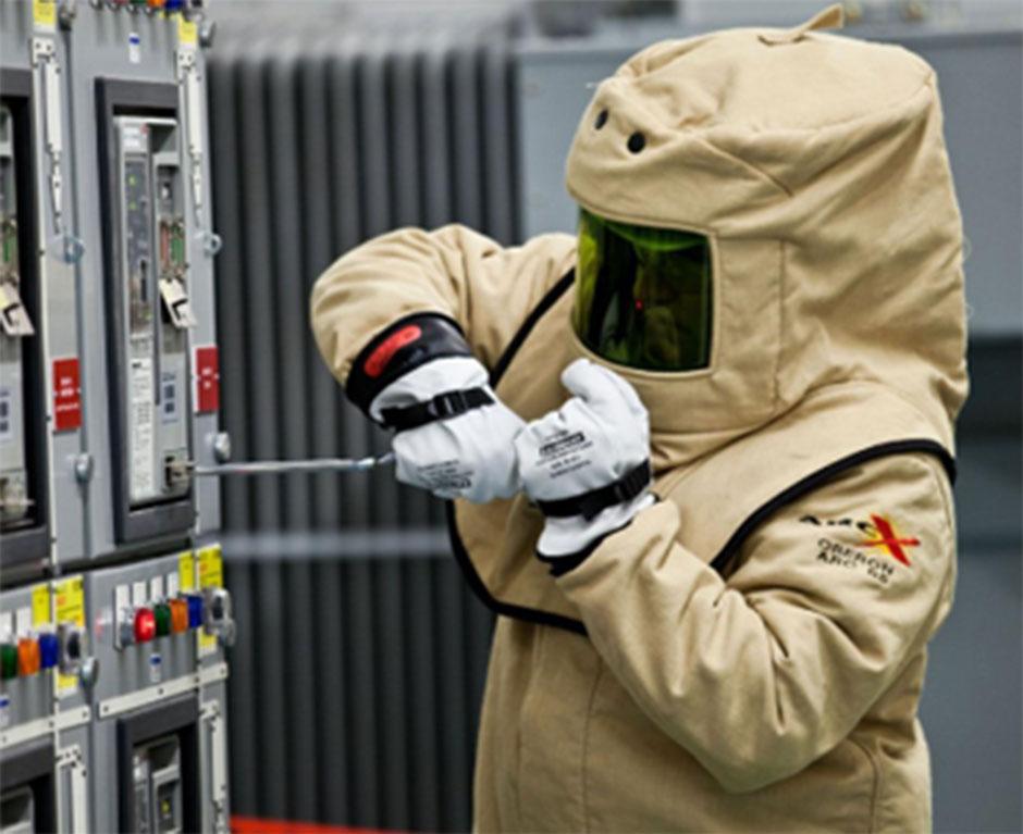 Arcflash PPE Highlight