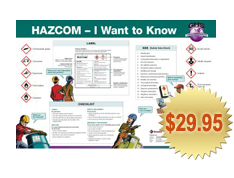 My GHS Training - HAZCOM GHS Poster