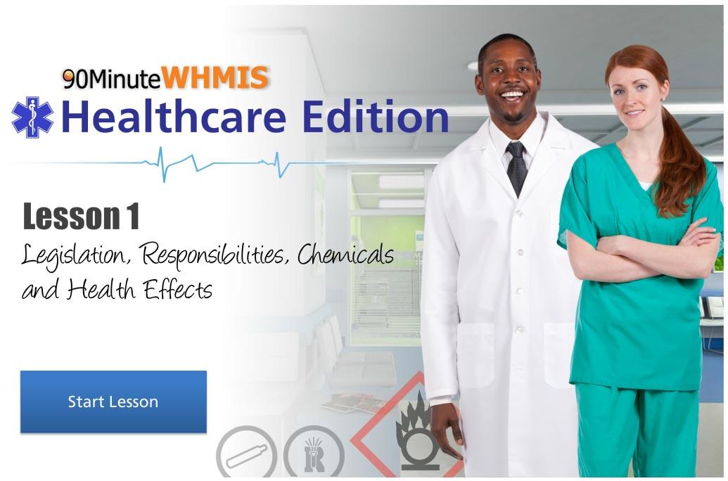 Online WHMIS 2015 Training