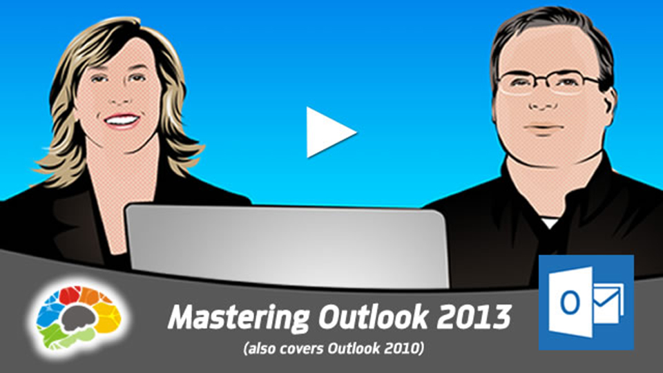 Mastering outlook 2013 & 2010