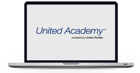 United Academy Laptop