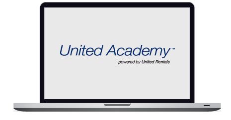 United Academy Laptop