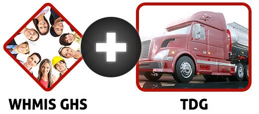 WHMIS GHS + TDG Bundle
