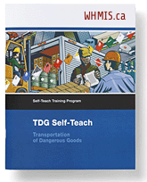 TDG Self-Teach manual